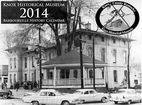 Knox Historical Museum 2014 Collectible Calendar